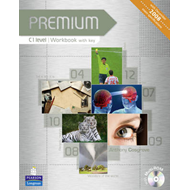 Premium: C1 Level: Workbook with Key/Multi-Rom Pack (BOK)