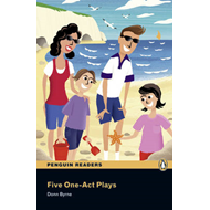 Level 3: Five One-Act Plays (BOK)