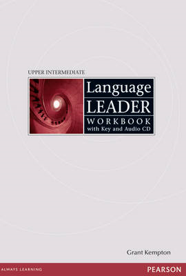 Language Leader Upper-Intermediate Workbook with Key and Aud (BOK)