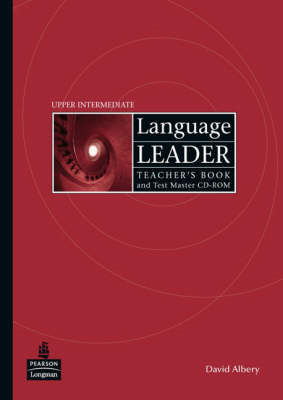 Language Leader Upper-intermediate Teachers Book and Test Master CD-ROM Pack (BOK)