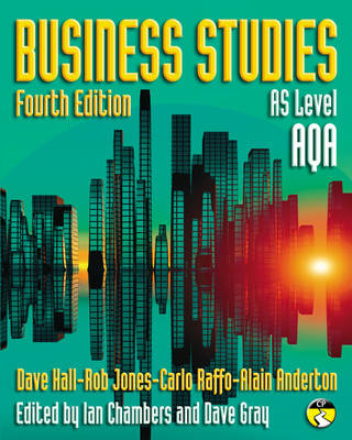 Business Studies for AQA: AS level (BOK)