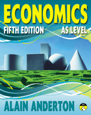 AS Level Economics Student Book (BOK)