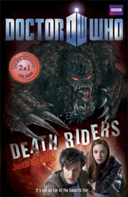 Book 1 - Doctor Who: Heart of Stone / Death Riders (BOK)