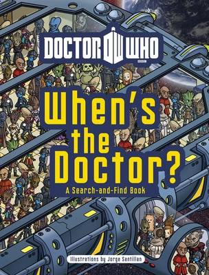 Doctor Who: When's the Doctor? (BOK)