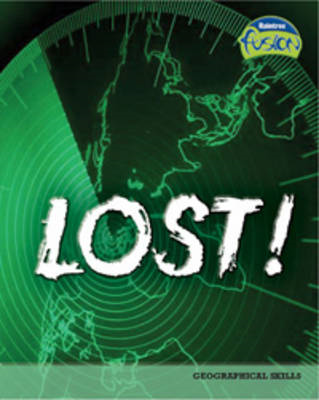 Lost!: Geographical Skills (BOK)