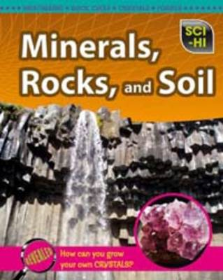 Minerals, Rocks and Soil (BOK)