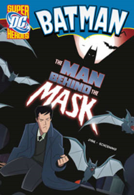 The Man Behind the Mask (BOK)