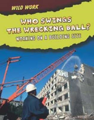 Who Swings the Wrecking Ball?: Working on a Building Site (BOK)