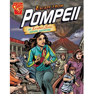 Escape from Pompeii: An Isabel Soto History Adventure (BOK)