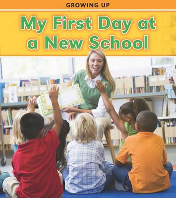 My First Day at a New School (BOK)