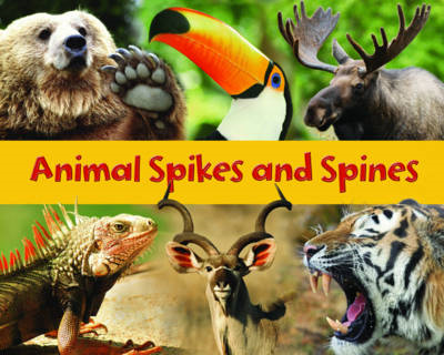 Animal Spikes & Spines (BOK)