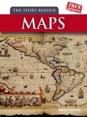 The Story Behind Maps (BOK)