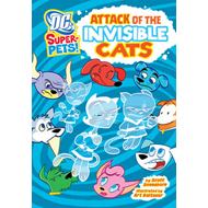 Attack of the Invisible Cats (BOK)