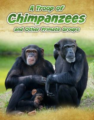 A Troop of Chimpanzees: and Other Primate Groups (BOK)