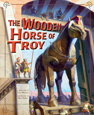 Wooden Horse of Troy (BOK)