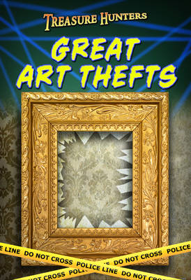 Great Art Thefts (BOK)