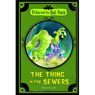 The Thing in the Sewers (BOK)