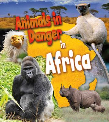 Animals in Danger in Africa (BOK)
