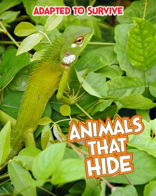 Adapted to Survive: Animals that Hide (BOK)