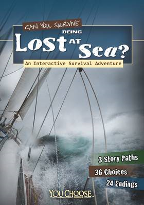 Can You Survive Being Lost at Sea? (BOK)