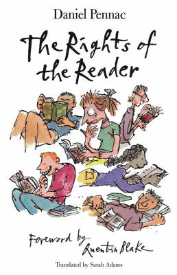 The Rights of the Reader (BOK)
