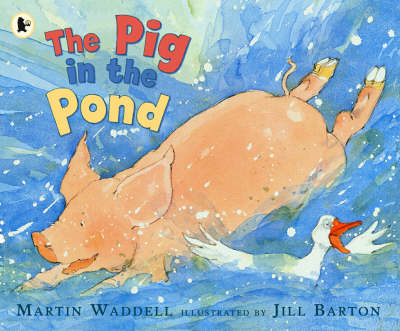 Pig in the Pond (BOK)