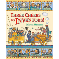 Three Cheers for Inventors! (BOK)