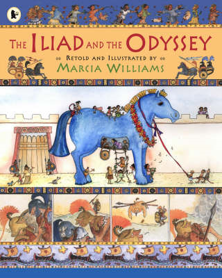 Iliad and the Odyssey (BOK)