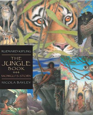 Wic: The Jungle Book (BOK)