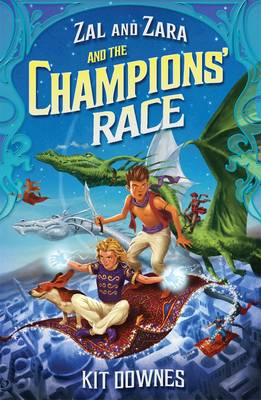 Zal and Zara and the Champions' Race (BOK)