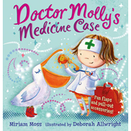 Doctor Molly's Medicine Case (BOK)