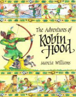 Adventures of Robin Hood (BOK)