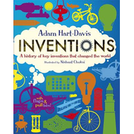 Inventions: A History of Key Inventions that Changed the Wor (BOK)