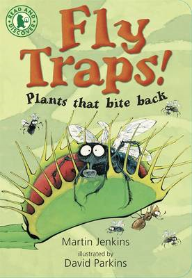 Fly Traps! Plants That Bite Back (BOK)