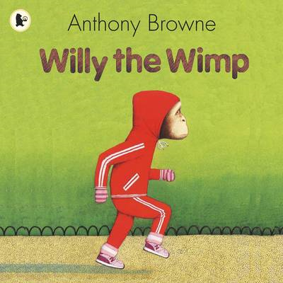 Willy the Wimp (BOK)