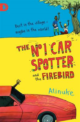 No. 1 Car Spotter and the Firebird (BOK)