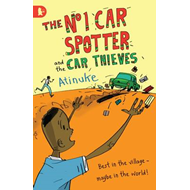 No. 1 Car Spotter and the Car Thieves (BOK)