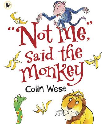 Not Me, Said the Monkey (BOK)