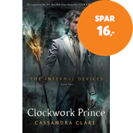 Produktbilde for The Infernal Devices 2: Clockwork Prince (BOK)