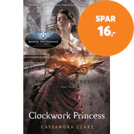 Produktbilde for Infernal Devices 3: Clockwork Princess (BOK)
