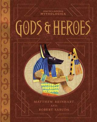 Encyclopedia Mythologica: Gods and Heroes (BOK)