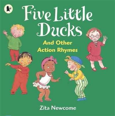 Five Little Ducks (BOK)