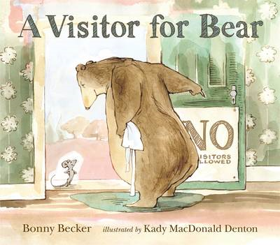 A Visitor for Bear (BOK)