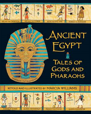 Ancient Egypt: Tales of Gods and Pharaohs (BOK)