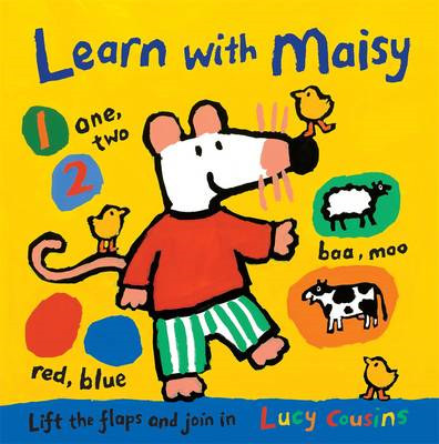 Learn with Maisy (BOK)