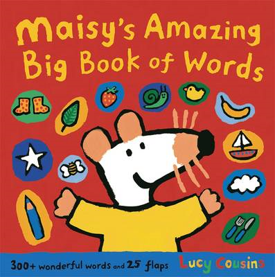Maisy's Amazing Big Book of Words (BOK)