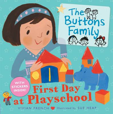 The Buttons Family: First Day at Playschool (BOK)