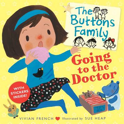 The Buttons Family: Going to the Doctor (BOK)