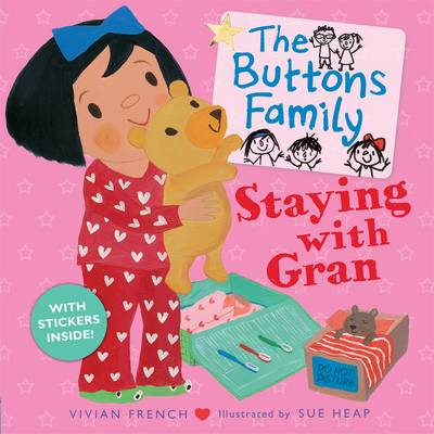 The Buttons Family: Staying with Gran (BOK)