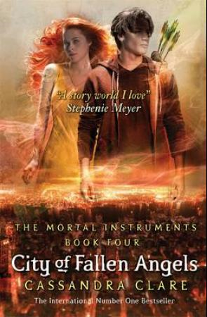 Mortal Instruments 4: City of Fallen Angels (BOK)